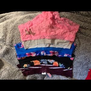 Pink Victoria secret panties